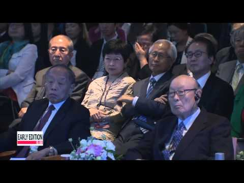 Jeju Peace Forum opening ceremony focuses on China's rise