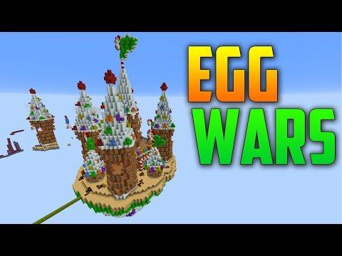 PAPA NOEL ASESINO!! - Egg Wars Minecraft