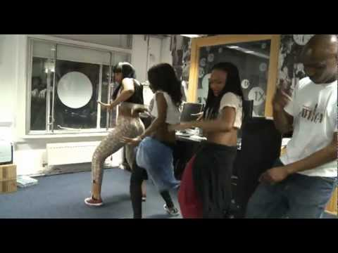 D&#8217;banj&#8217;s Dancers [CEO] + Edu&#8217;s Afrobeats Dance Lesson | BBC Radio 1Xtra