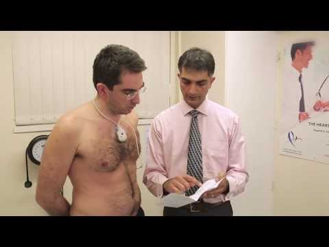 Corporate: Chiltern Hills Heart Clinic - Discussing the Ambulatory ECG Monitor