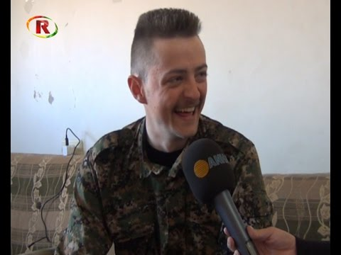 British YPG Fighter Jack Inteview with ANHA