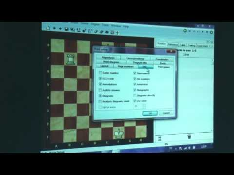 Satrançta Teknoloji Kullanımı ve Chessbase Eğitimi