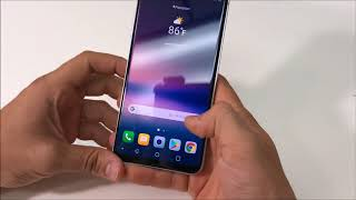 How to install SD and SIM card into LG V30