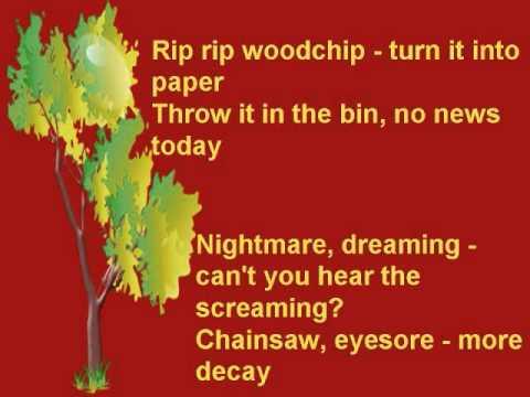 rip rip woodchip - YouTube