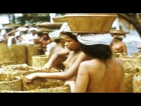 Traditional Bali Before Mass Tourism - Bali Kuno, Indonesia video