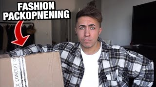 FASHION PACKOPENING! 👕