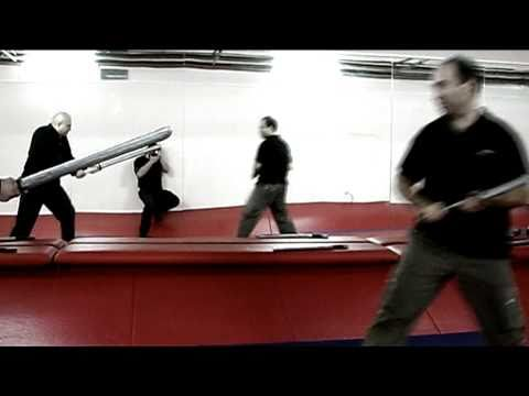 Katana sword fighting - A.C.T.  ( sparring with aikido, kendo, kenjutsu, ninjutsu practitioners) Image 1