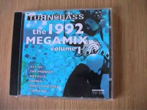 Turn Up The Bass - Megamix 1992 vol.1