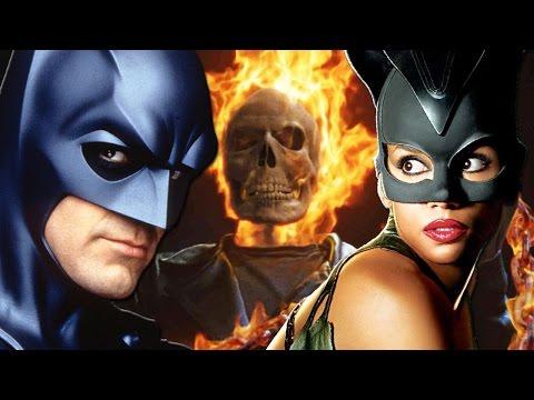 7 Worst Superhero Movie Casting Choices video