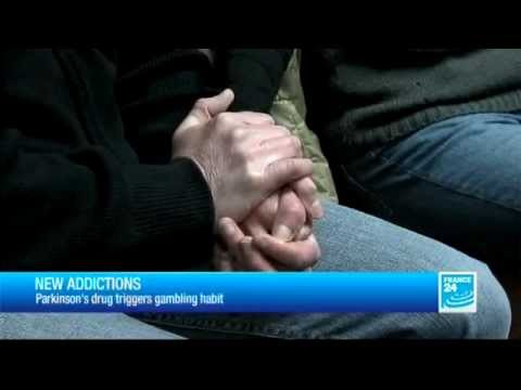 0 HEALTH: Parkinsons drug triggers gambling habit