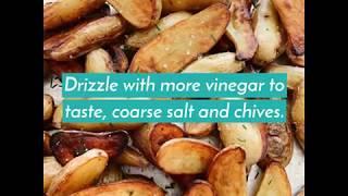 Salt  Vinegar Potatoes