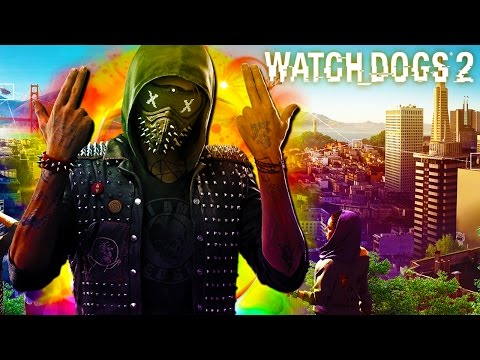 """Watch Dogs 2 Funny Multiplayer Moments! - """"I'm Gonna Hack This Pigeon!"""""""