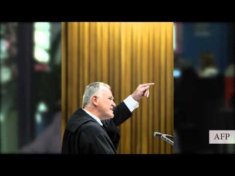 Oscar Pistorius trial - day 41 summary