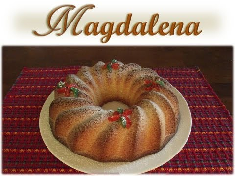 Receta Magdalena Guatemala