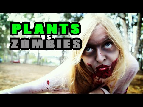 Plants vs Zombies - The Movie