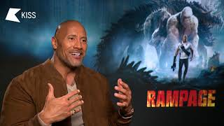 download musica Dwayne Johnson talks WWE Fighting Conor McGregor and New Movie Rampage Tom On KISS