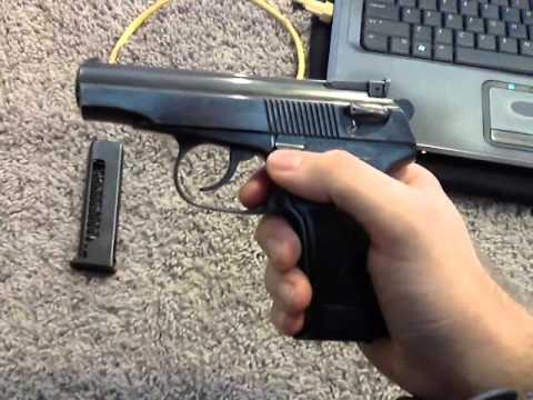 Baikal ij 70 makarov 9x18 russian gun review