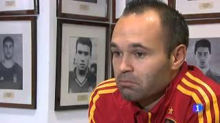 Albacete se rinde a Andrés Iniesta