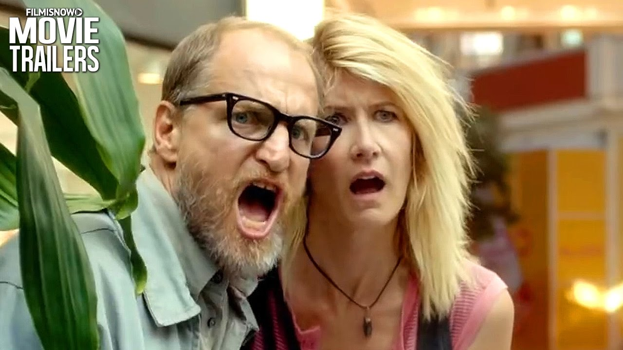 Woody Harrelson & Laura Dern star in WILSON | Red Band Trailer [HD]