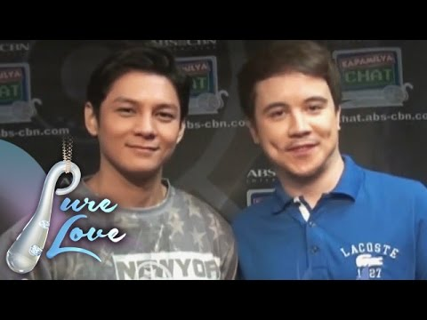 Joseph Marco & Arjo Atayde are Dave & Raymond in Pure Love ...