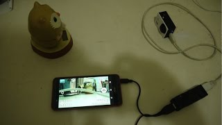 "GoPro hero3 + USB HDMI capture card work on HTC Desire 820 by APK "" cameraFi """