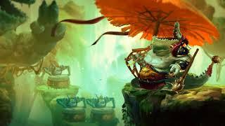 Beautiful 2D Platformer GAME - Debut Trailer ' Unruly Heroes'
