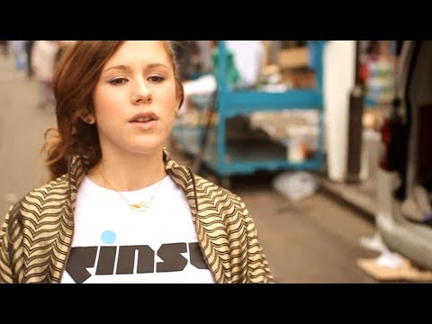 Katy B - Louder - Official Music Video