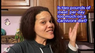 Side effects of too much protein on carnivore diet! Carnivore diet vlog