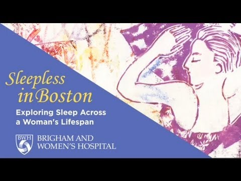 Exploring Sleep Across a Woman's Lifespan - Brigham and Women's Hospital