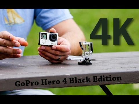 GoPro Hero 4 Black Review and Test footage 4K