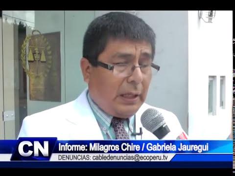CONOCIDO MEDICO LEGISTA DE ICA ES CAPTURADO POR EL DELITO DE TRAFICO DE INFLUENCIAS.
