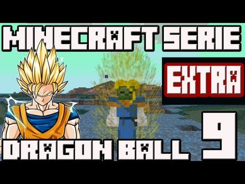 Minecraft 1.5 MINI-SERIE Mod Dragon Ball!! Cap.9 EXTRA