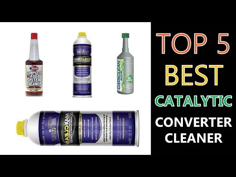 Best Catalytic Converter Cleaner 2018