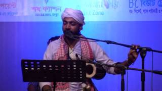 Baul Aronno Abbas- 05 - Somoy Gele Shadhon Hobe Na