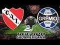 Independiente x Grêmio (14/02/2018) Recopa Sulamericana 2018 - Primeiro Jogo [PES 2018] MP3