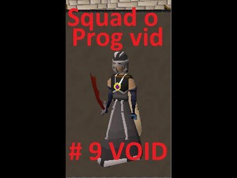 Runescpae 2007 Squad o Progress Video #9 I Pest Control Clans!
