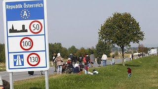 "Germany introduces ""temporary"" controls along Austrian border"
