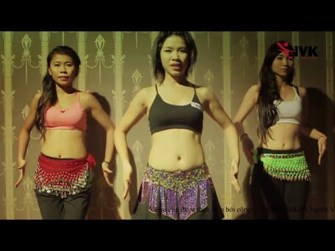 HLV cá nhân Người Việt Khỏe hướng dẫn múa Belly Dance.mp4