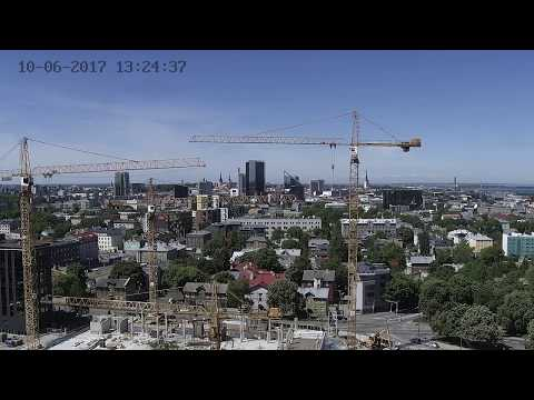 Alsec OÜ, Tallinn, HikVision PTZ, DS-2DE4220IW-DE, 2MP 20x zoom, Speed-Dome, Test