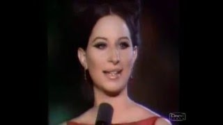 Watch Barbra Streisand He Touched Me video