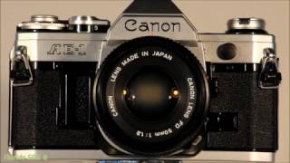 Canon AE1 35mm Film Camera / ( FOR SALE ) $175.00usd / Florida SELL it / 239-220-8340
