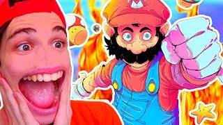 SUPER MARIO MAKER 2 | MI NIVEL FAVORITO DE LA VIDA