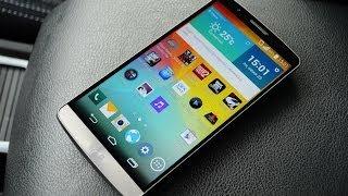 Обзор LG G3 ч.2: камера, звук, интерфейс, функции, приложения (review)