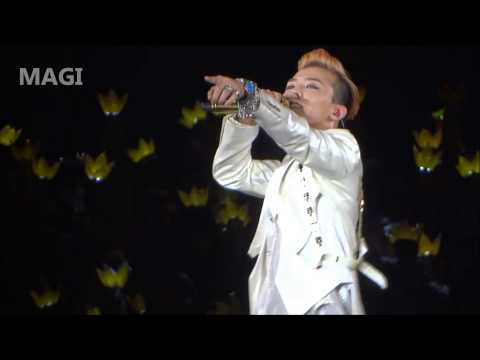 G-DRAGON 2013 WORLD TOUR - BABY or HONEY ? + 中文打招呼