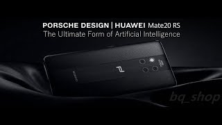 "HUAWEI Mate 20 RS Porsche Design Red 8/512GB 6.39"" Kirin 980 Android OPEN BOX(Unboxing)"