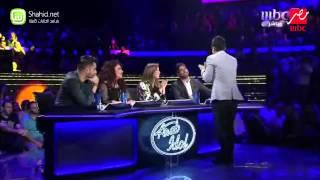 Arab Idol - علي نجم- يا طير يا مسافر