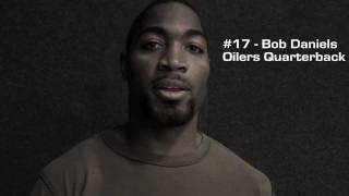 Idaho Oilers QB Talks About 8 Man Football League