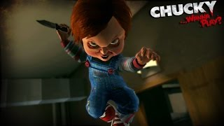 Terrordrome with CHUCKY OMG (GAMEPLAY)
