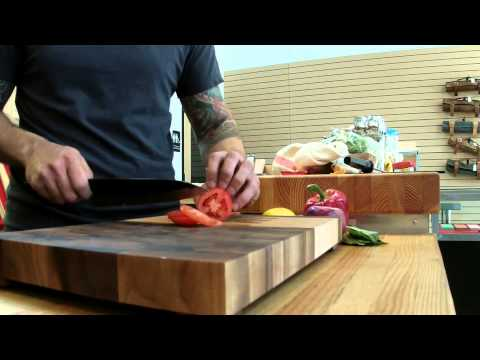 Expert Kitchen Knife Techniques Explained