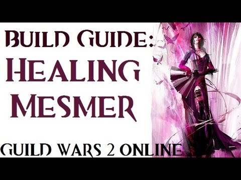 Guild Wars 2 - Healing Mesmer Build Guide